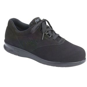 New SAS Free Time Charcoal Women's Shoes 6.5 Wide